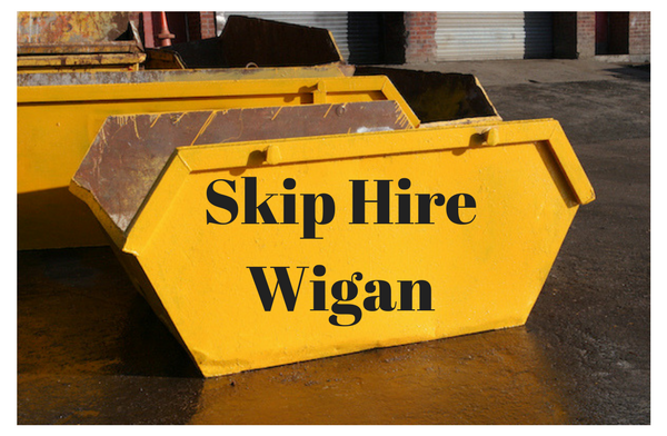Skip Hire Wigan Services at Bolton Skip Hire